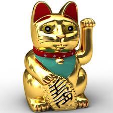 Maneki Neko – Gato da fortuna